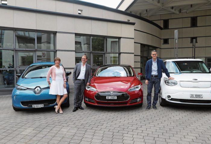 Ausstellung zu Elektromobilität und Solarstrom war ein Erfolg