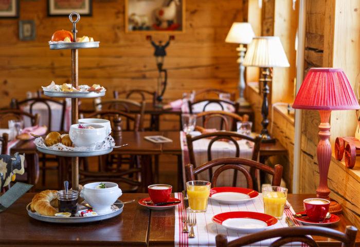 Französisches Lebensgefühl im Tisch + Bar Shoppingrestaurant