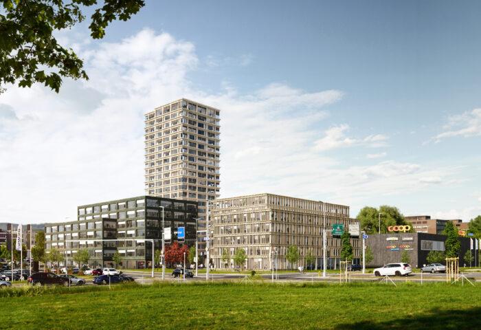Hinterberg Süd: Ein etabliertes Arbeitsgebiet wird noch attraktiver