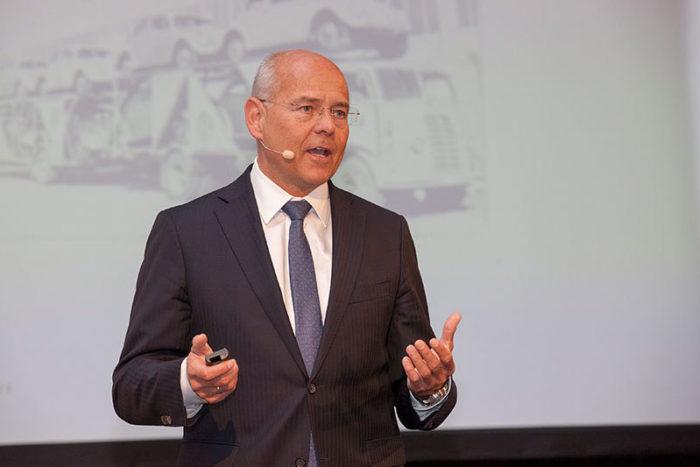Morten Hannesbo, CEO Amag