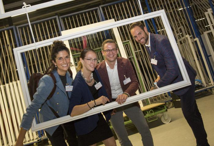 ZUGWEST Talks prägten den Unternehmeranlass 2019