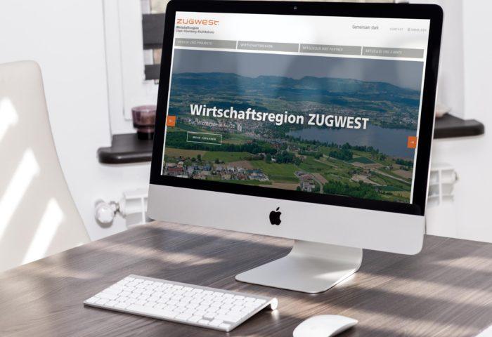 ZUGWEST.com: Ab sofort besser und einfacher vernetzt.