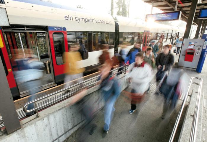 Gemeinsam stark – für Zimmerberg-Basistunnel 2 und Durchgangsbahnhof Luzern